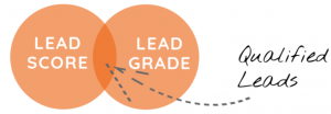 Lead Grading - Lead Scoring - Qualified Leads